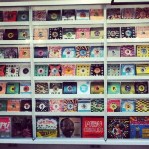 9. Record Collection